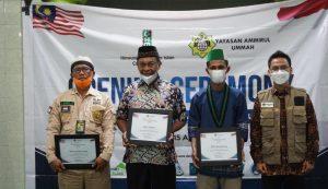 wakaf al quran nusantara malaysia indonesia yayasan ammirul ummah papua barat indonesia